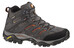Merrell Moab Mid Gore-Tex Shoes Men Beluga